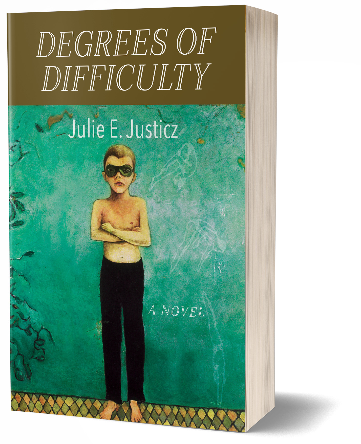 Degrees of Difficulty softcover book